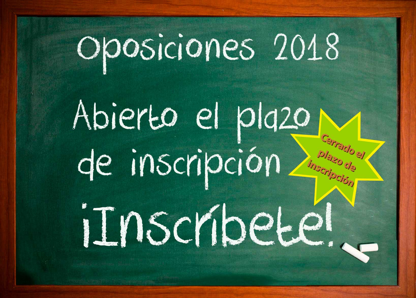 Oposiciones 2018 for Muface oficina virtual